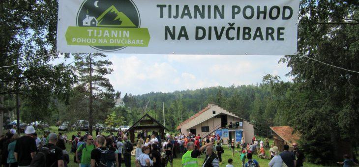 Izveštaj sa akcije: Tijanin pohod na Divčibare