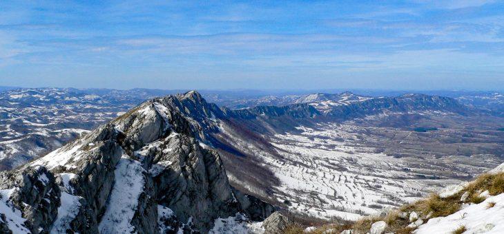 Najava akcije: Zimski uspon na Veliki Krš