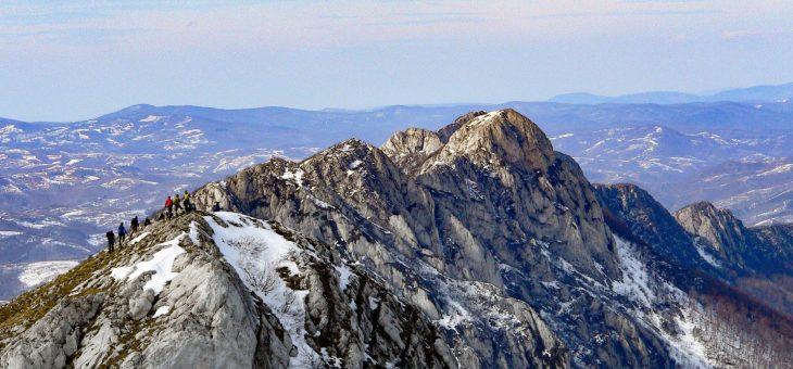 Najava akcije: Zimski uspon grebenom Velikog Krša