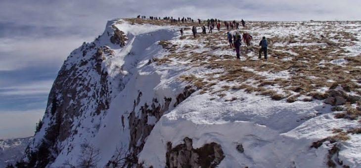 Najava akcije: Zimski uspon na Trem