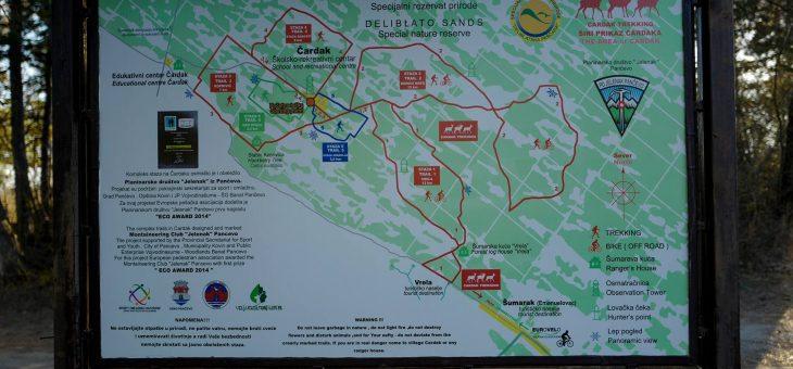 Izveštaj sa akcije: 1. kolo Treking lige srbije/vojvodine