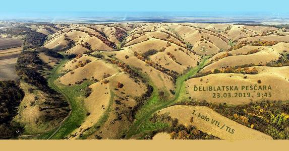 Najava akcije: 1. kolo treking lige srbije/ vojvodine – Deliblatska peščara