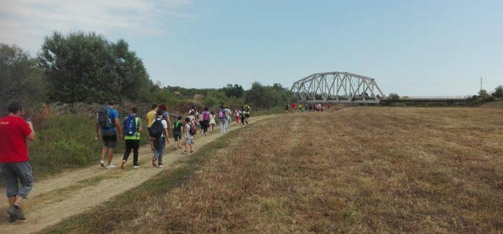 Izveštaj sa akcije: Dan pešačenja – Velika Plana HODA!
