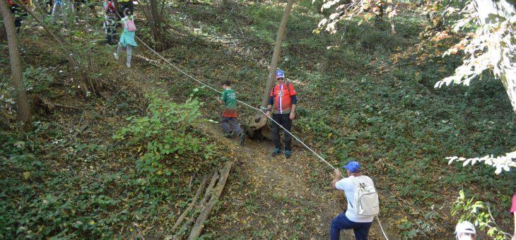 Izveštaj sa akcije: Staza zdravlja – Kudrečko jezero