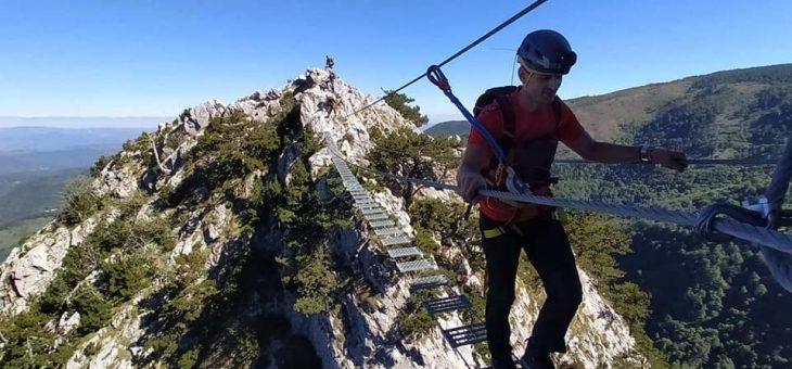 """Vesti: Planinarski klub Vrbica na """"Via Ferrta Berim"""""""