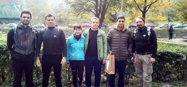Vesti: Treking tim PK Vrbica