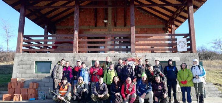 Izveštaj sa akcije: Tradicionalna novogodišnja šetnja Radovanjskim brdima