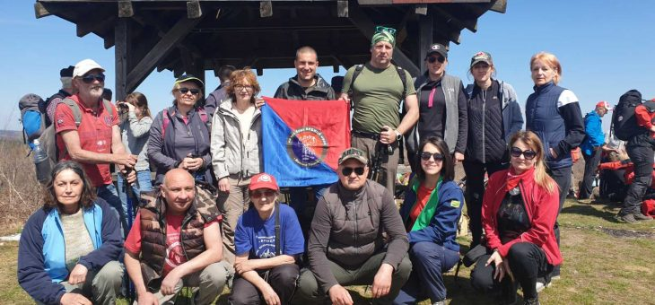 Izveštaj sa akcije: 25. Prolećni dan planinara