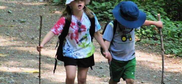 """Vesti: Planinarska sekcija """"Planinarsko Radovanje"""" za roditelje i decu"""