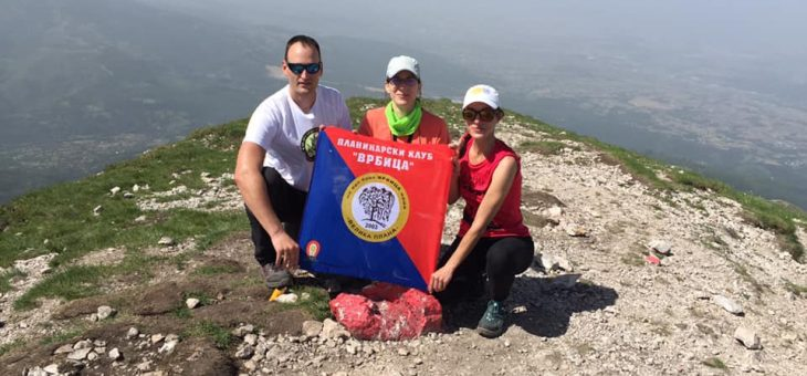 Vesti: Ljuboten, Šar planina #120vrhovaSrbija